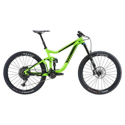 Giant 2018 Reign Advanced 1 replacement chainstay, 90R18G90492A0