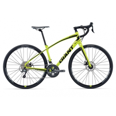 Giant Anyroad 1 Composite Front Fork (2017), 91217G9058A1C