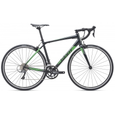 Giant Contend 2 Road Bike, Metallic Black 2019