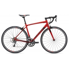 Giant Contend 2 Road Bike, Pure Red 2019