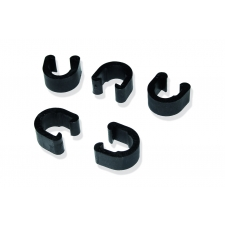Raleigh C Clips for frame cables (5 pcs)