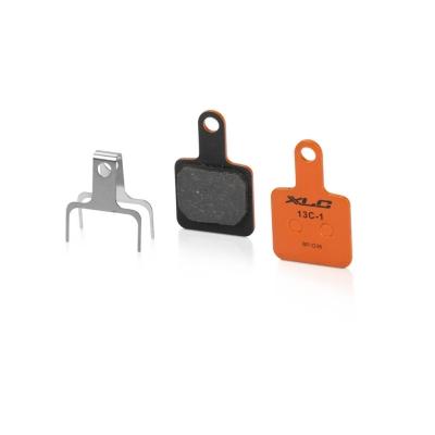 XLC Tektro Auriga/Volans Disc Brake Pads - Organic (pair)