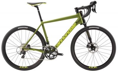 Cannondale Slate 105 Gravel Bike 2017