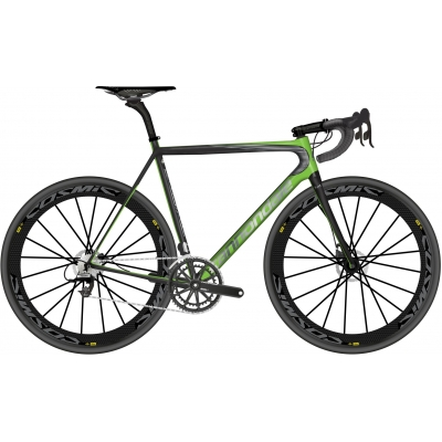 Cannondale SuperSix Evo Hi-Mod Disc Team Di2 Carbon Road Bike 2019
