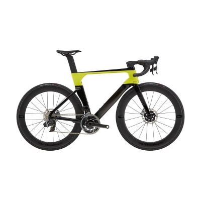 Cannondale SystemSix Hi-MOD Red eTap AXS Road Bike 2021