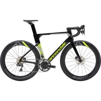 Cannondale SystemSix HiMod Ultegra Di2 Carbon Road Bike 2019