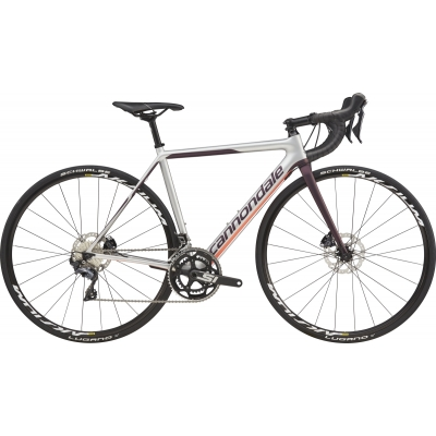 Cannondale SuperSix EVO Disc Ultegra Fem Carbon Women's Road Bike 2019