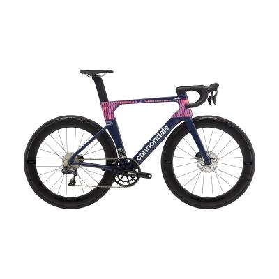 Cannondale SystemSix Hi-Mod Ultegra Di2 Road Bike, Team Replica 2021