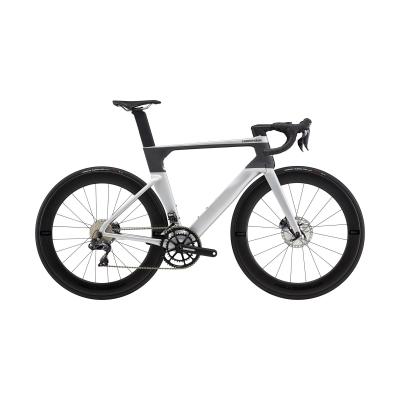 Cannondale SystemSix Hi-Mod Ultegra Di2 Road Bike, Mercury 2021