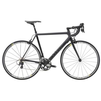 Cannondale SuperSix Evo 105 Carbon Road Bike (Black) 2017