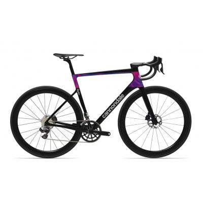 Cannondale SuperSix EVO HiMod Ultegra Disc Carbon Road Bike, Team Replica 2020