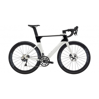 Cannondale SystemSix Ultegra Disc Aero Carbon Road Bike, Cashmere 2020