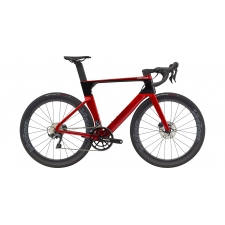 Cannondale SystemSix Carbon Ultegra Road Bike, Candy R...
