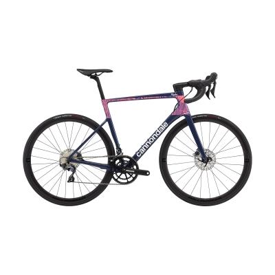 Cannondale SuperSix EVO Hi-MOD Disc Ultegra Road Bike, Team Replica 2021
