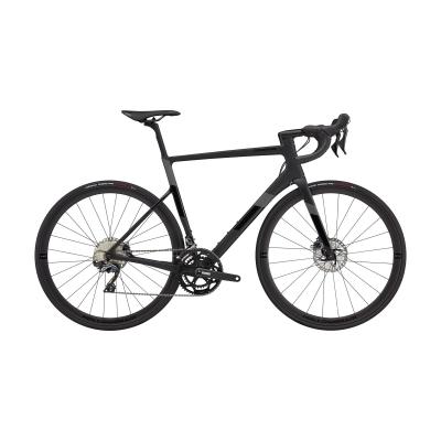 Cannondale SuperSix EVO Carbon Disc Ultegra Road Bike, Matte Black 2021