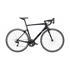 Cannondale SuperSix EVO 105 Carbon Road Bike, Matte Bl...
