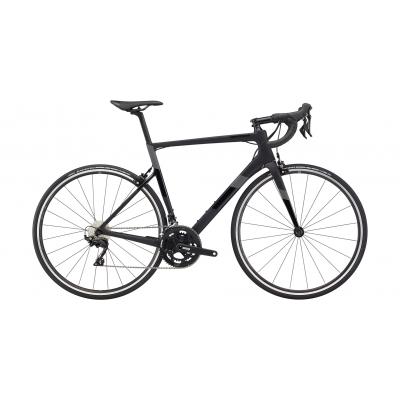Cannondale SuperSix EVO 105 Carbon Road Bike, Matte Black 2020