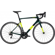 Cannondale SuperSix EVO 105 Carbon Road Bike, Emerald ...