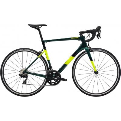 Cannondale SuperSix EVO 105 Carbon Road Bike, Emerald 2020