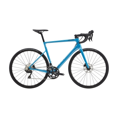 Cannondale SuperSix EVO Carbon Disc 105 Road Bike, Alpine 2021