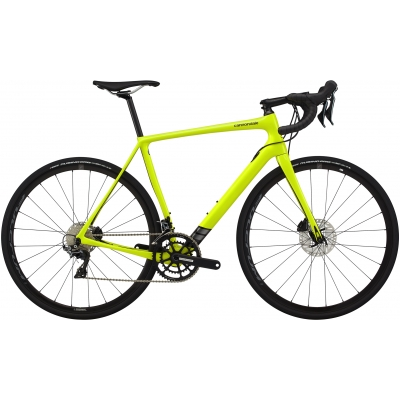Cannondale Synapse Carbon Dura Ace Carbon Road Bike, Nuclear Yellow 2020