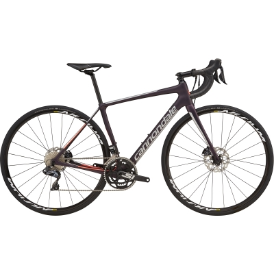 Cannondale Synapse Carbon Disc Women's Ultegra Di2 Road Bike 2018