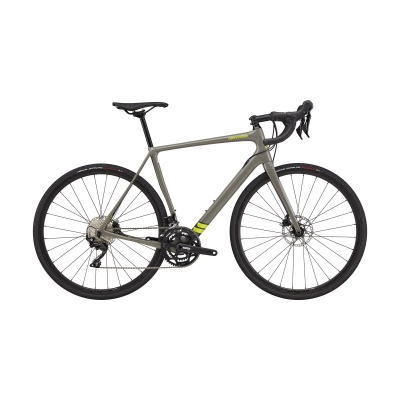 Cannondale Synapse Carbon 105 Road Bike, Stealth grey 2021
