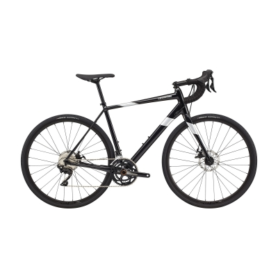 Cannondale Synapse 105 Road Bike, Black Pearl 2021