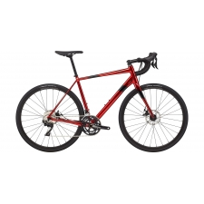 Cannondale Synapse 105 Road Bike, Candy Red 2021