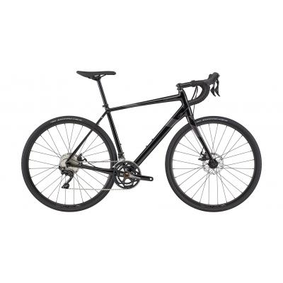 Cannondale Synapse Alloy 105 Road Bike, Matte Black 2020