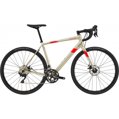 Cannondale Synapse Alloy 105 Road Bike, Champagne 2020