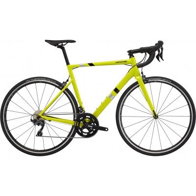 Cannondale CAAD13 Ultegra Superlight Aluminium Road Bike, Nuclear Yellow 2020