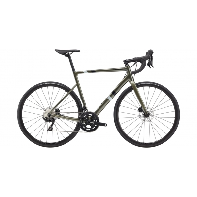 Cannondale CAAD13 Disc 105 Superlight Aluminium Road Bike, Mantis 2020