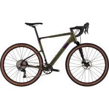 Cannondale Topstone Carbon Lefty 3, Mantis, Carbon Gra...
