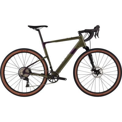 Cannondale Topstone Carbon Lefty 3, Mantis, Carbon Gravel Bike 2021