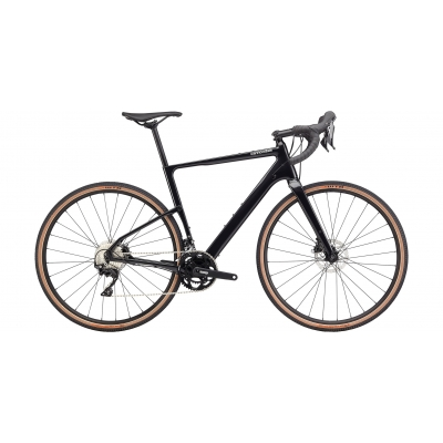 Cannondale Topstone Carbon 105 Gravel Bike, Black Pearl 2020