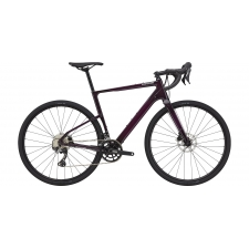 Cannondale Topstone Carbon 5 Gravel Bike, Purple 2021