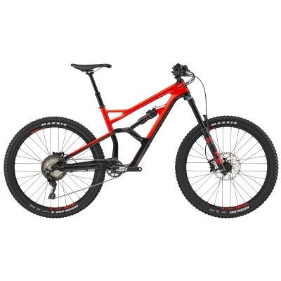 Cannondale Jekyll Carbon 3 Mountain Bike 2018