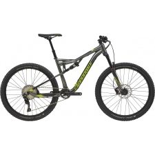 Cannondale Habit 4 Mountain Bike 2018