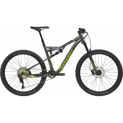 Cannondale Habit 4 Mountain Bike 2018