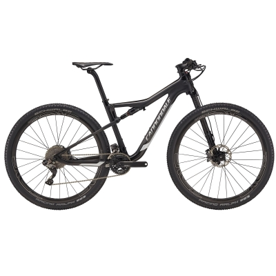 Cannondale Scalpel SI HiMod 29er Black Inc Carbon Mountain Bike 2017