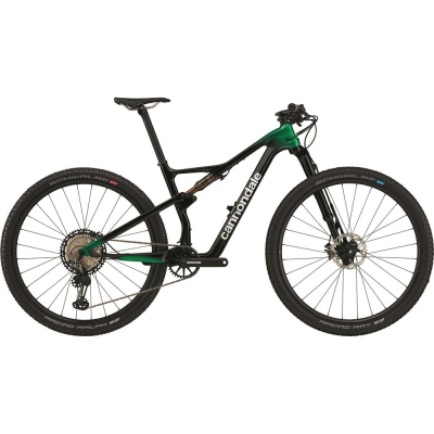 Cannondale Scalpel HiMod 1 Carbon Mountain Bike, Team Replica 2021
