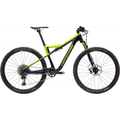 Cannondale Scalpel SI 29er 2 Carbon Mountain Bike 2019