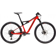 Cannondale Scalpel SI 29er 3 Carbon Mountain Bike 2019
