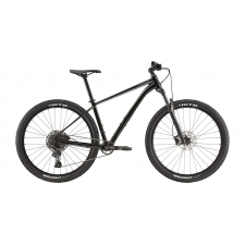 Cannondale Trail 3 Mountain Bike, Matte Black 2020