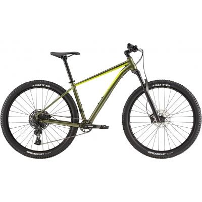 Cannondale Trail 3 Mountain Bike, Mantis 2020