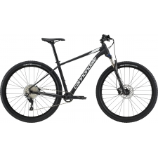 Cannondale Trail 3 (1x) Mountain Bike, Matt Black 2019