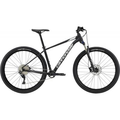 Cannondale Trail 3 (1x) Mountain Bike, Matt Black 2019