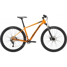 Cannondale Trail 3 (1x) Mountain Bike, Tangerine 2019