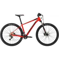 Cannondale Trail 3 (2x) Mountain Bike, Acid Red 2019